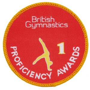 British Gymnastics - Badge 1