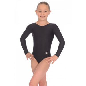leotard black