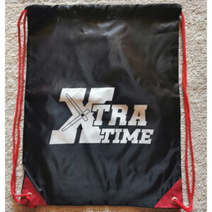 Xtra Time Drawstring Bag